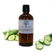 Cooling Cucumber Essential oil - 100% Pure Aromatherapy Grade oil by Nature's Note Organics