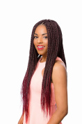 Innocence Box Braid Professional Crochet Braids Long