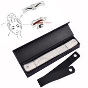 Pinkiou Eyebrow Tattoo Stencil Eyebrow Shaping Template Eyebrow Shaper Eyebrow Design Belt Eyeliner Stencil