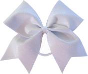 Sparkle Bows Cheer Glitter Cheer Bow