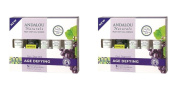 (2 PACK) - Andalou Get Started Age Defying Kit | 5 Piece Pieces | 2 PACK - SUPER SAVER - SAVE MONEY