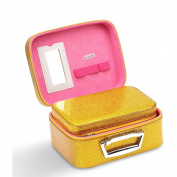 BEAUBOMB makeup organiser train case cosmetics bag