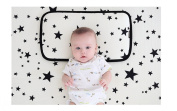 Borny Pillow Baby 100% COTTON + 3D AIRMESH StarDream