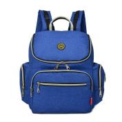 QiMiao Nappy Bag Smart Organiser Waterproof Travel Backpack