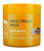 "Alea Argan Oil Mask For Damaged Hair 13.5 Oz ""Free Starry Lipgloss 10 Ml"""