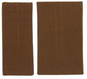 Sisi Women's Soft, Stretchy Fabric, Yoga, Sport Headband Set (2Pc) (8.9cm and 13cm )