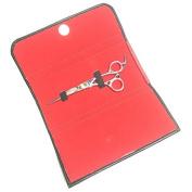 15cm Salon professional stainless steel curved offset scissor