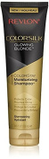 Revlon Colorsilk Colorstay Moisturising Shampoo, Glowing Blonde, 250ml