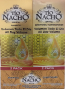 TIO NACHO Natural Lightening Shampoo and Conditioner, Twin Pack