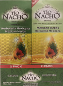 TIO NACHO Mexican Herbs Shampoo and Conditioner, Twin Pack