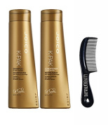 Joico Shampoo and Conditioner KPak Duo 300ml With . Shower Comb