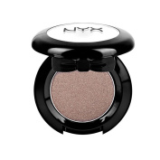 1 NYX Hot Singles Eye Shadow HS14 Damage Control ( Pearly taupe ) + FREE EARRING