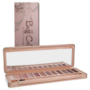The Lano Company Limited Edition Buff Collection Eye shadow Palette, Buff