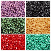 300 beads 6 colours Set PCH 006 Pinch Czech Pressed Glass Beads Triquetrous 5x3.5mm, PCH019 PCH040 PCH050 PCH055 PCH058 PCH072