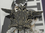 Anime Black Butler Quartz Pocket Watch