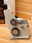 2WAJ Abbe Digital LCD Refractometer 0-95% Brix & 1.300-1.700 ND Lab Monocular