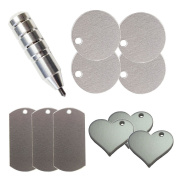 The Etching/Engraving Tool for the Silhouette by Chomas Creations and Stamping Blanks