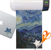 The Starry Night (Van Gogh 1889) Adhesive Vinyl Sheet