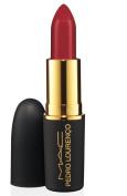MAC Pedro Lourenco Amplified Creme Lipstick RUBY