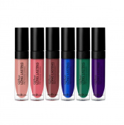 Coosa 6-Piece Collection 6 Colours Waterproof Long Lasting Matte Lip Gloss Lipstick Cosmetic