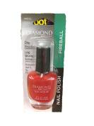 Diamond Cosmetics Nail Lacquer Fireball