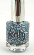 Verity Glitter Top Coat - Twinkle Squares SE37 [Special Edition]