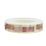 Washi Tape Set Hosaire 10 Rolls DIY Decorative Tape Masking Tape Sticky Paper Masking Adhesive Tape for Arts,Crafts LK10-013