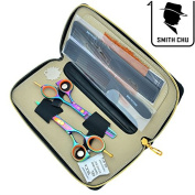 Smith Chu Professional Razor Edge Series - Barber Hair Cutting and Thinning/Shears Set - 14cm JP440C Stainless Steel - Perfect for Barbers, Salons, and Home Use