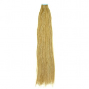 Reign Hair Factory Raw Virgin Brazilian Double Drawn #613/#20 Piano Colour Straight Tape In Extensions Unprocessed ,(36cm - 60cm ), 2.5g/pc 40pcs/pack