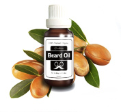 Beard growth oil moustache grow stimulator 100% natural accelerate beard growth oil facial hair grower