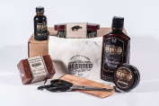Bearded Feller Field Master's Premium Box Kit - Beard Grooming