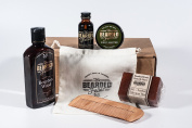 Bearded Feller Premium Guide Kit - Beard Grooming