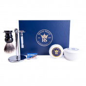 RoyalShave Merkur 33C Classic Safety Razor Set