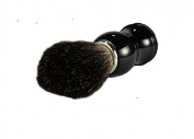 Black Badger Shaving Brush by Boss Razors