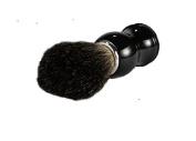 Black Badger Shaving Brush by Boss Razors