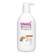 Snail White Creme Body Wash Deep Moisture 500 ml.