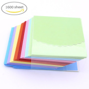 Johouse Origami Paper,Colours,2400 sheets