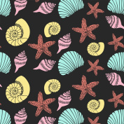 Best Wrapping Paper Ocean life Conch ,Becker ,Starfish Wrapping Paper