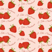Best Wrapping Paper Tasty Strawberry Wrapping Paper