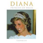 Princess Diana Wall Calendar 2018