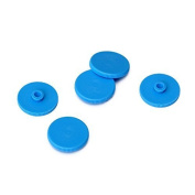 Diamond-1 Plastic Pads (5/bx) by Akiles