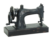 Deco 79 Industrial Age Sewing Machine Decor
