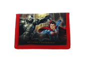 Batman Vs Superman Wallet Coin Pouch, 25 cm, Black