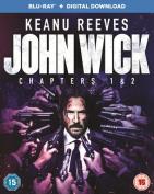 John Wick: Chapters 1 & 2 [Blu-ray]