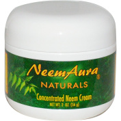 Neemaura Naturals Inc, Concentrated Neem Cream, 60ml (56 g) - 3PC