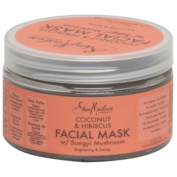 SheaMoisture Coconut & Hibiscus Facial Mask - 120ml by Sundial