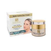 H & B Dead Sea Premium Line Multi Active Day Cream With Hyaluronic Acid & Caviar 50ml/1.76fl.oz …