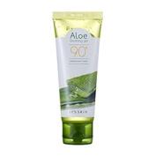 [It's Skin] ALOE Soothing Gel 90% 75ml + SoltreeBundle Oil blotting Paper 50pcs