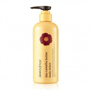 [Innisfree] Jeju Camellia Body Lotion + SoltreeBundle Oil blotting Paper 50pcs