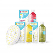 [Ariul] Juice Cleanse Mask 2X Plus_3 Sheets